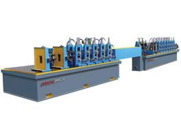 Carbon steel pipe production line