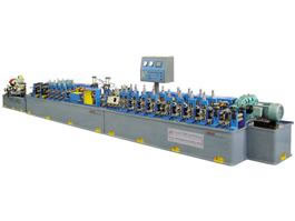 Stainless steel tube forming machine
